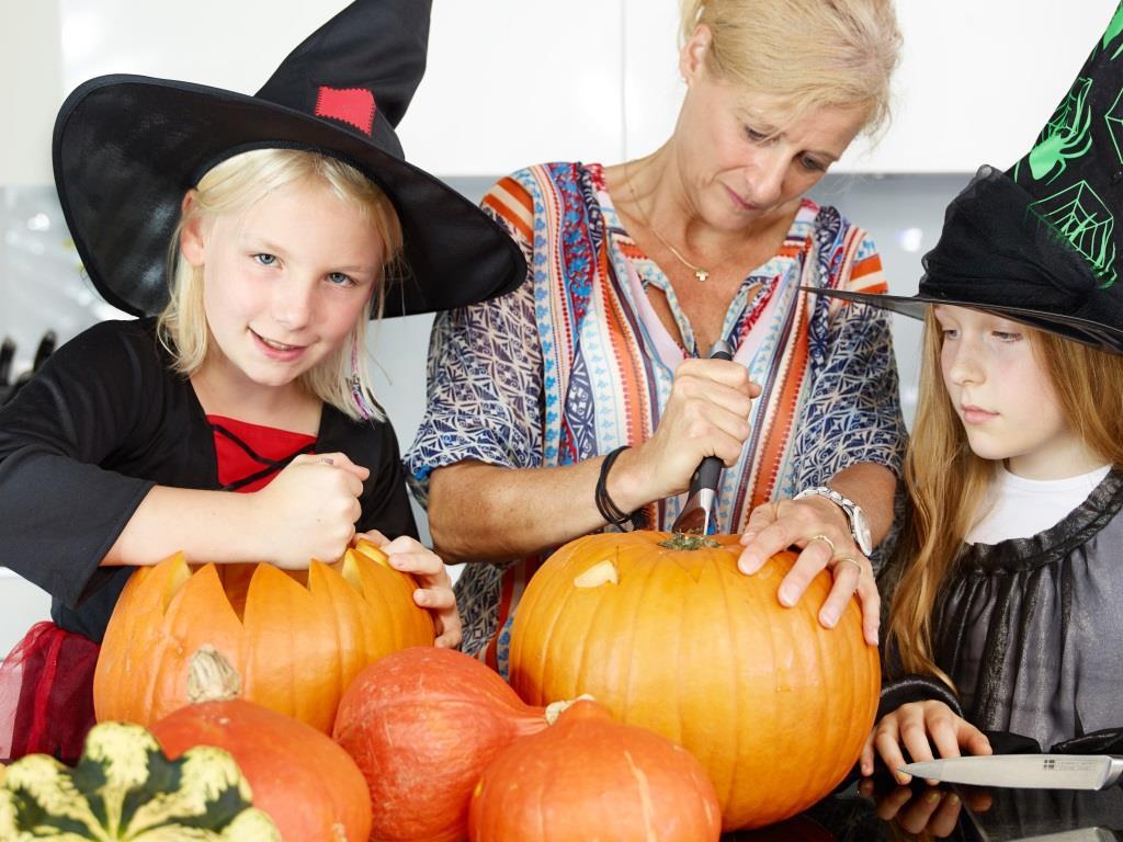 przyjęcie halloween dla dzieci