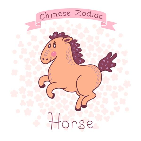 koń chińskie znaki zodiaku