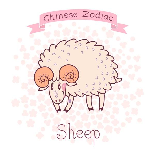 owca chińskie znaki zodiaku