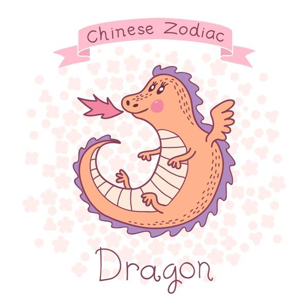 smok chińskie znaki zodiaku