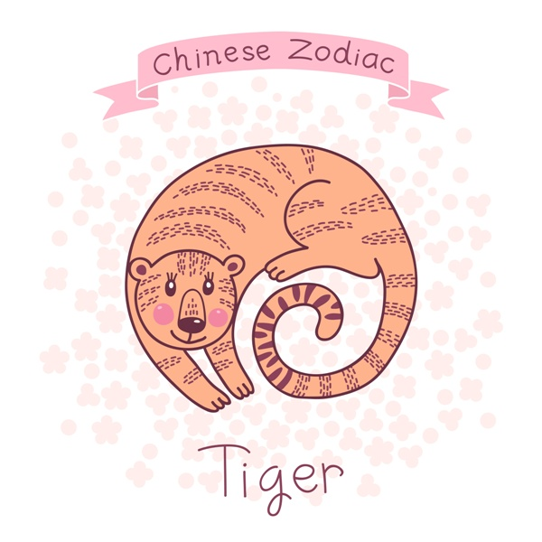 tygrys chińskie znaki zodiaku