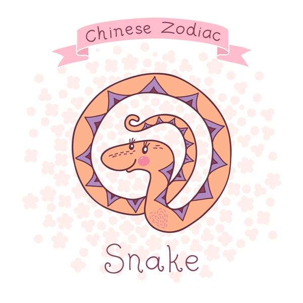 wąż chińskie znaki zodiaku
