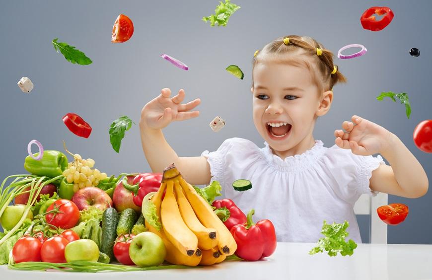nowalijki w diecie dziecka