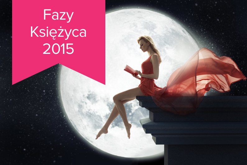Fazy Księżyca 2015
