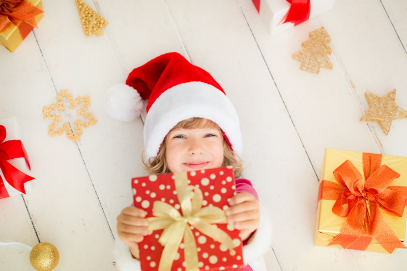 prezent gwiazdkowy dla dziecka