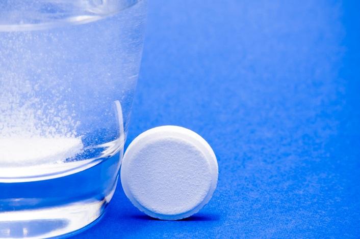 tabletki musujące