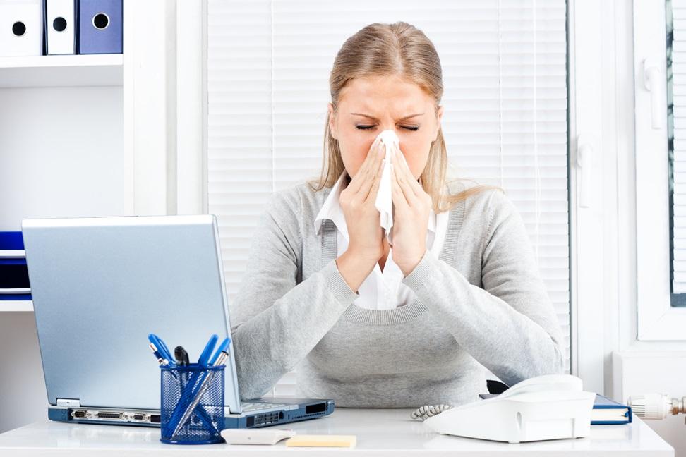 Способы борьбы с аллергией - от аптеки и травников!