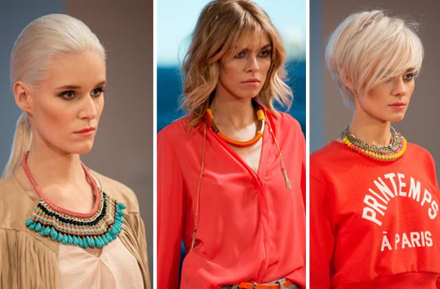 Tendy W Koloryzacji Włosów Wiosna Lato 2015 Fryzury Polkipl