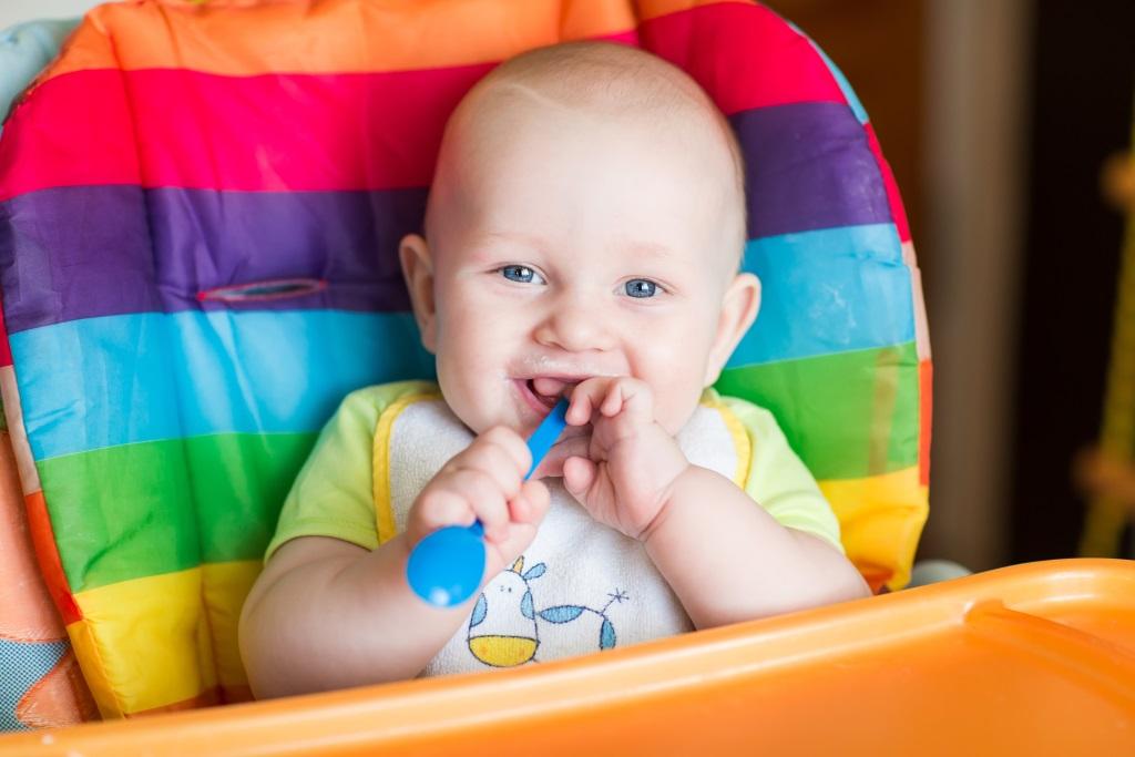 przepisy dla rocznego dziecka