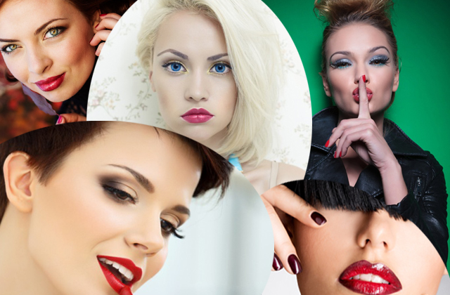 makijaż a typ urody