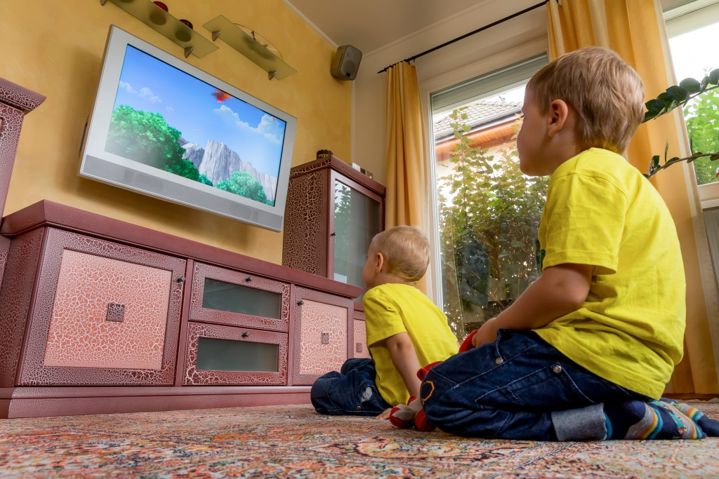 dziecko i telewizja