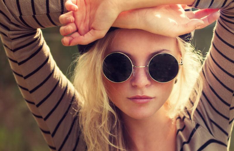 jak upować okulary przeciwsłoneczne