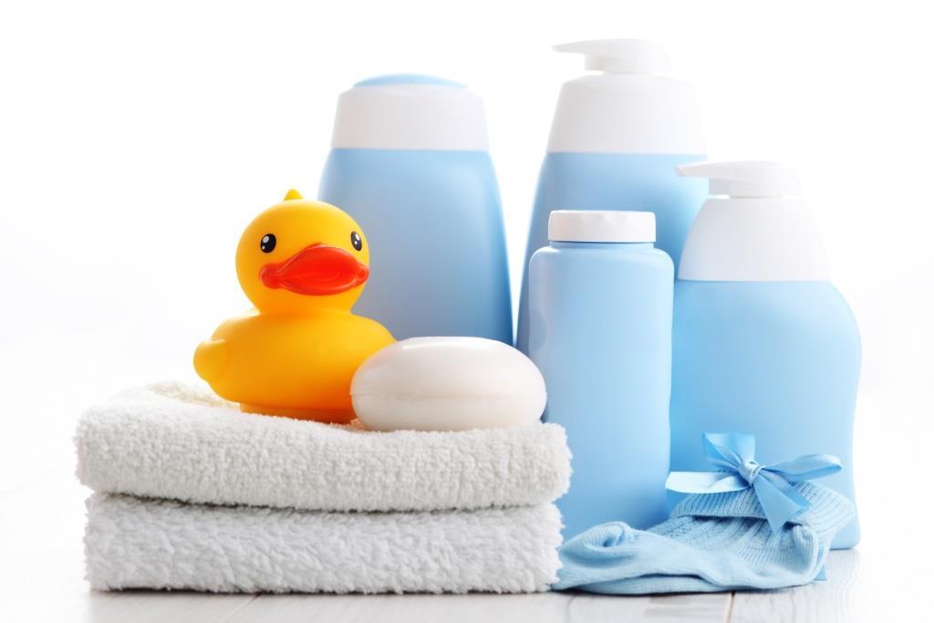 bezpieczne kosmetyki dla niemowlęcia