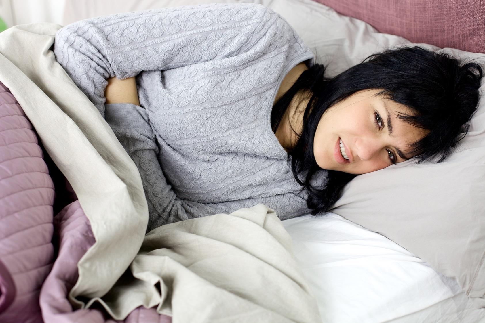 4 мифа о боли в животе во время менструации!