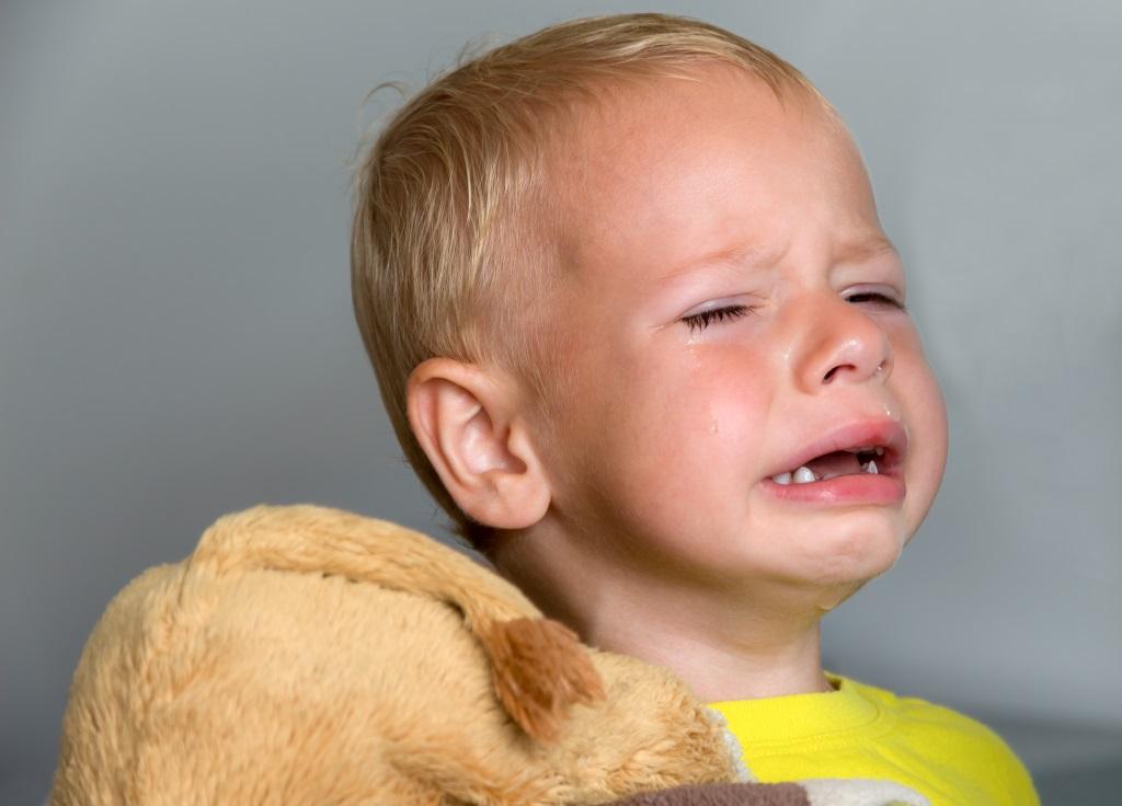 strach przed przedszkolem