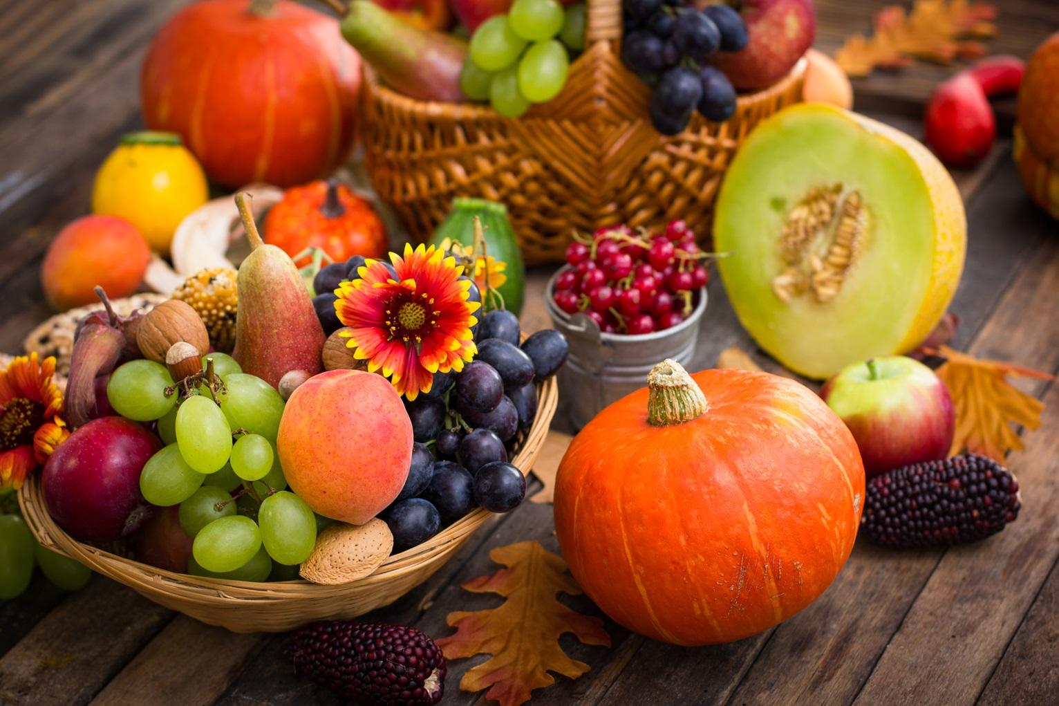jesień dieta