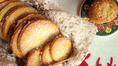 Waniliowe ciasteczka - Kasia gotuje z Polki.pl