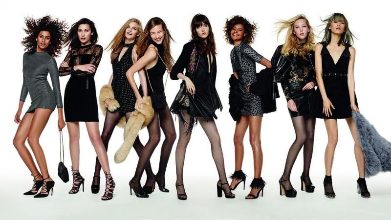 Topshop Holiday Campaign