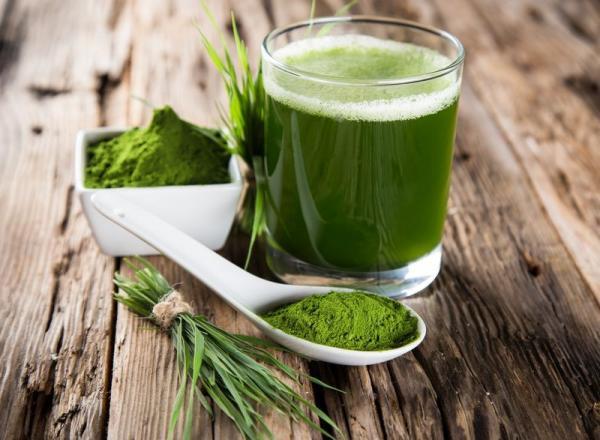 zielony jęczmień a biegunka