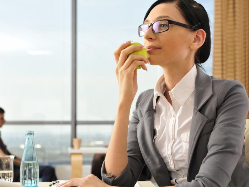 Dieta kobiety pracującej