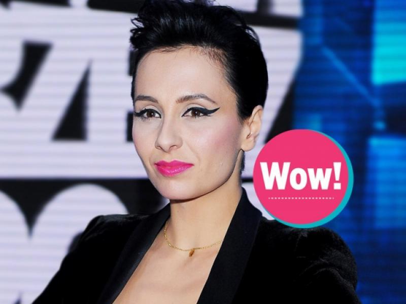 Sexy makijaż Tatiany Okupnik