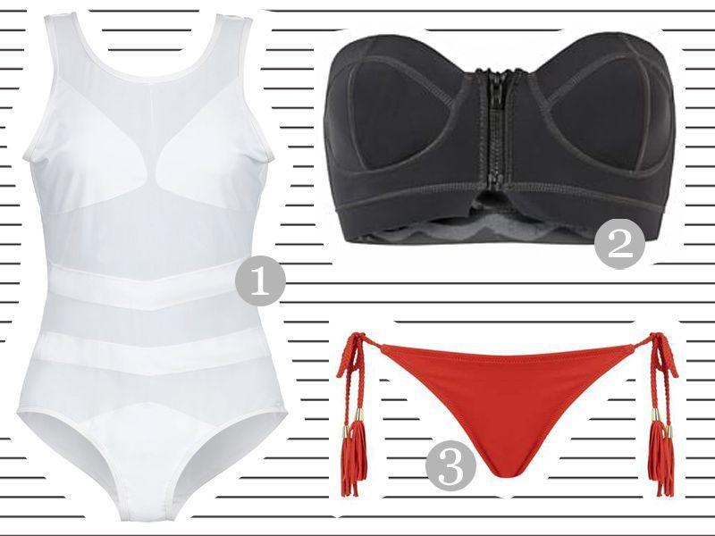 moda plażowa 2017