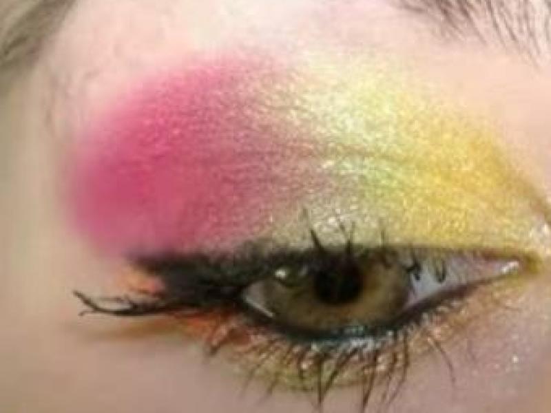 Najlepsze makijaże oka (video)