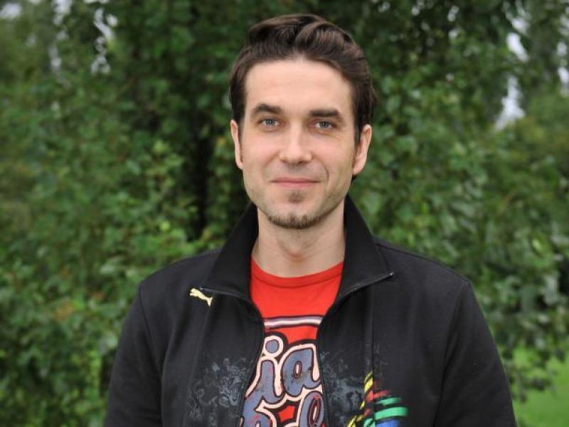 Niepokorny Marcin Dorociński