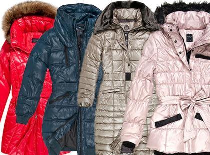 Reserved: Przegląd puchowych płaszczy