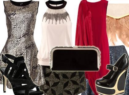 5 modnych stylizacji na Sylwestra 2012/2013
