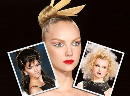 6 modnych karnawałowych fryzur krok po kroku