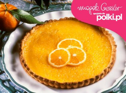Mazurek pomarańczowy Magdy Gessler