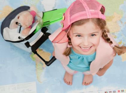 Dziecko w podróży - poradnik
