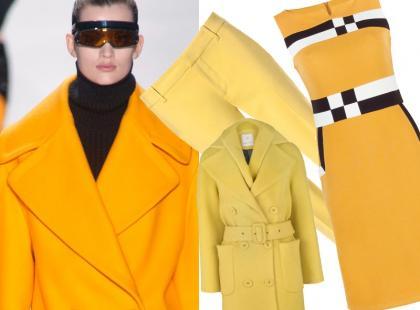 Fokus na kolor: trendowy żółty