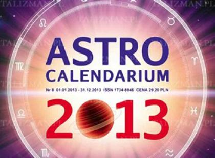 """Recenzja książki """"Astrocalendarium 2013"""""""