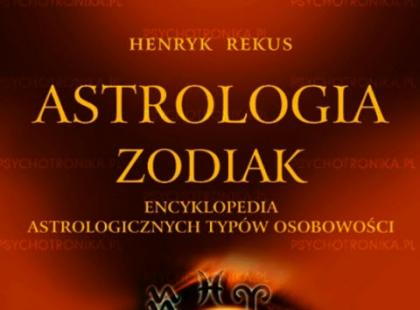 "Recenzja książki ""Astrologia Zodiak"""