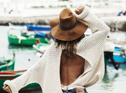 Robienie na drutach - dodawanie oczek