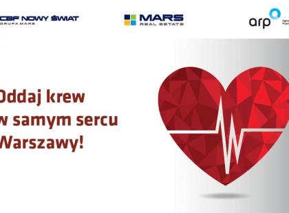 26 sierpnia – oddaj krew w Warszawie