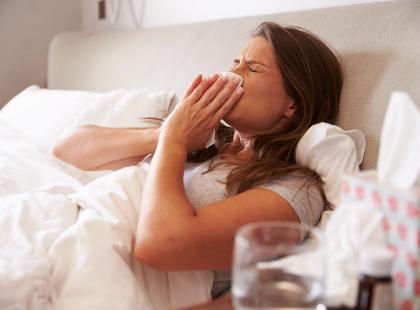 5 sposobów, dzięki którym unikniesz przeziębienia i grypy!