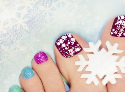 Piękne stopy są sexy - jak dbać o nie zimą?