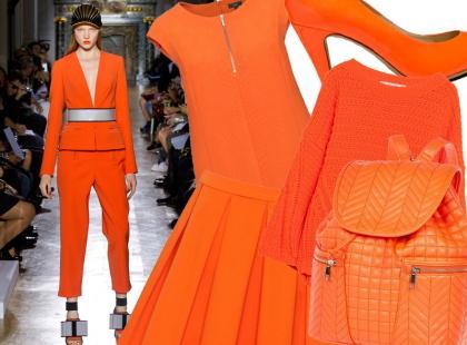 Soczysty i trendy: 35 hitów w kolorze pomarańczowym