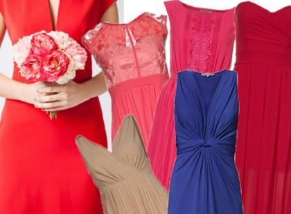 Długie sukienki dla świadkowej i druhny