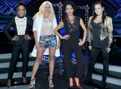 Kreacje gwiazd w ostatnim odcinku The Voice i X-Factor