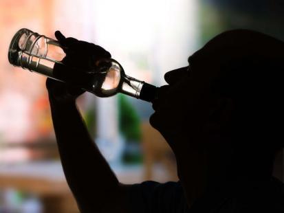 Co robić, gdy mąż pije?