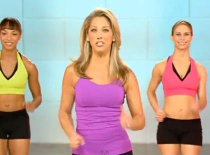 Trenuj z gwiazdą fitnessu Denise Austin!