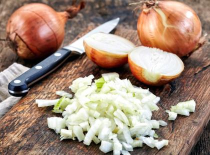 34 pomysły na dania z cebuli
