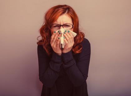Jak nawilżać przesuszoną śluzówkę nosa?