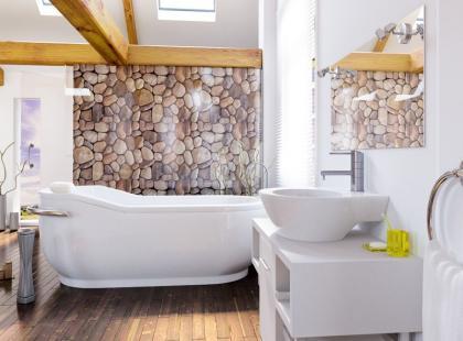 Hity z Instagrama: 8 naprawdępięknych łazienek
