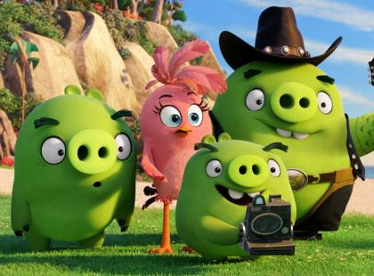 """Jak spędzić Dzień Dziecka? W kinie na """"Angry Birds"""""""