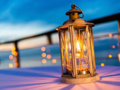 Ładne lampiony do domu i ogrodu
